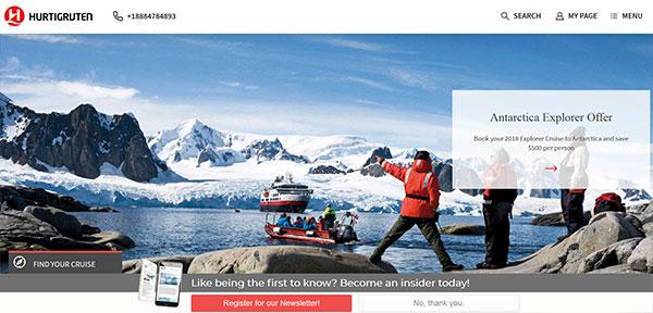 Hurtigruten review