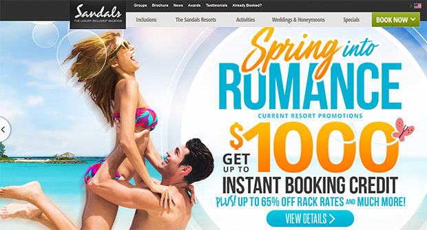 Sandals Resorts review