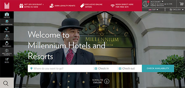 Millennium Hotels review