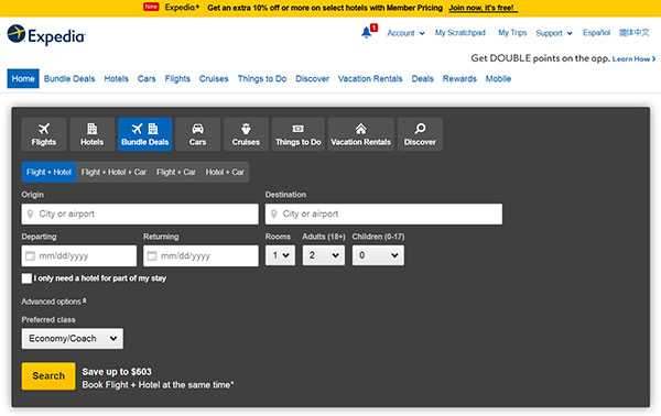 expedia.com review