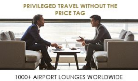 Airport Lounge Access Membership Cards