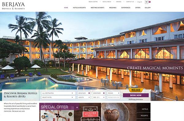 Berjaya Hotel coupon