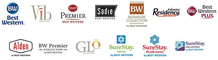 Best Western Hotels brands discount